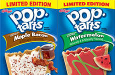 Watermelon Breakfast Pastries - The Latest Pop Tart Flavor Features a Refreshing Melon Taste