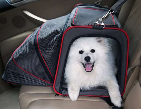 Expanding Accordion Dog Carriers