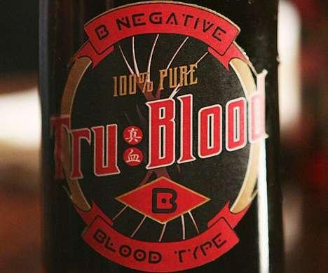 Gruesome Blood Sodas