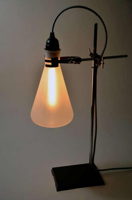 Scientific Flask Lamps