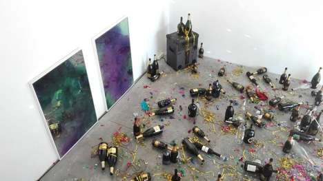 Afterparty Art Installations