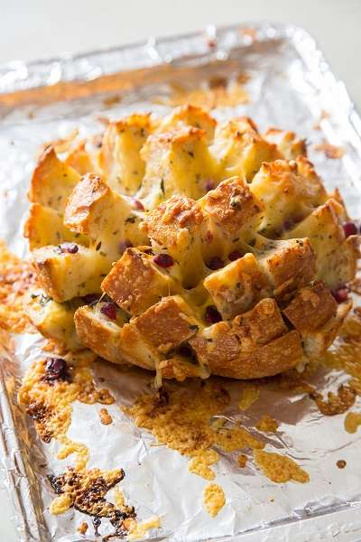 Fruity Pull-Apart Breads