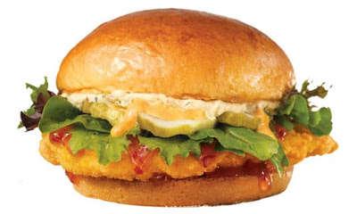 Spicy Thai-Inspired Sandwiches