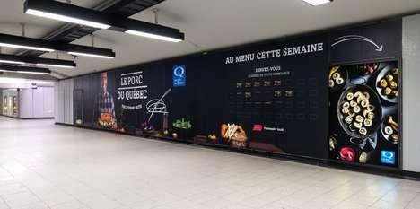 Interactive Pork Campaigns