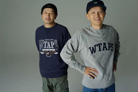 Japanese Rapper Lookbooks