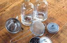 Homemade Gin Kits - W & P Design's DIY Gin Kit is Perfect for Budding Mixologists