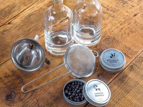 Homemade Gin Kits