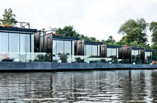 Floating Holiday Homes