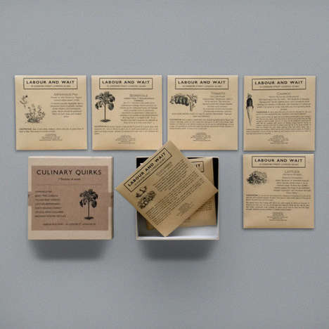 Culinary Seed Kits