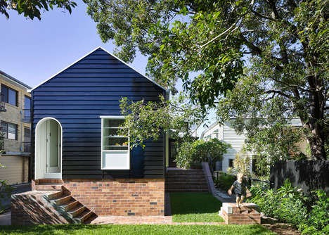 Cottage-Like Home Extensions