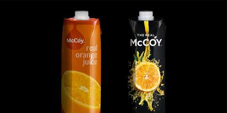Dynamic Juice Rebranding