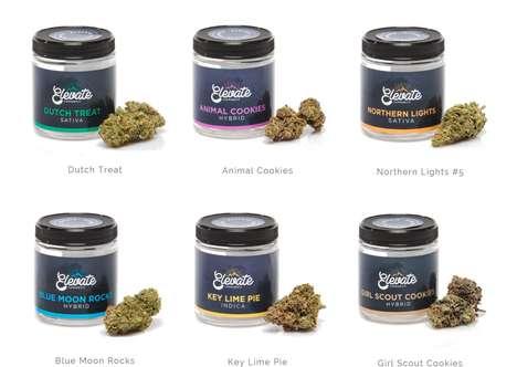 Mountainous Cannabis Branding