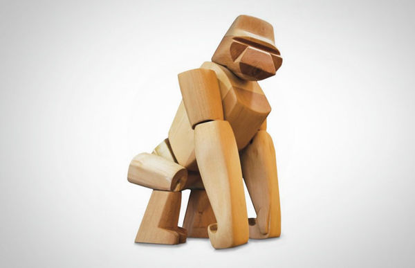 42 Whimsical Wooden Toys