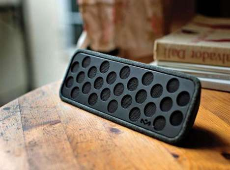Recycled Plastic Speakers