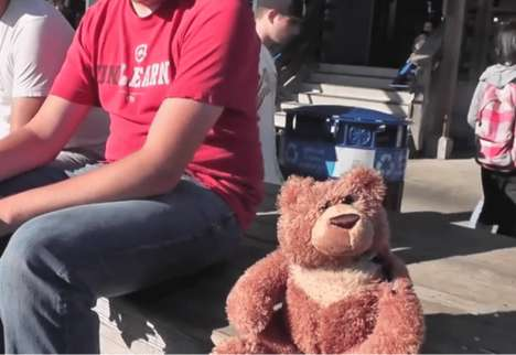 VR Teddy Bears