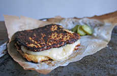 Grilled Cauliflower Sandwiches