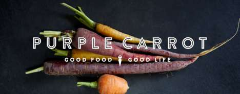 Vegan Meal Kit Deliveries - The 'Purple Carrot' Encourages Consumers to Cook Meat-Free Meals at Home