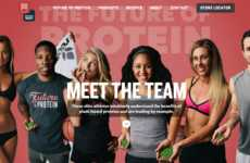 Plant-Based Protein Campaigns - This Beyond Meat Campaign Uses Athletes to Explore Meat Alternatives