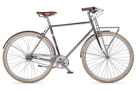 Boulevard-Inspired Bikes