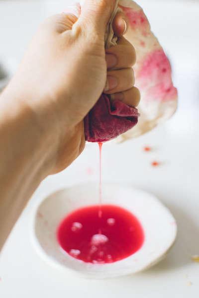 Pampering Pomegranate Masks