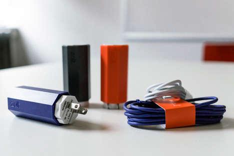 Simulaneous Charging Cables
