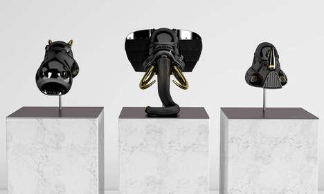 Galactic Animal Helmets