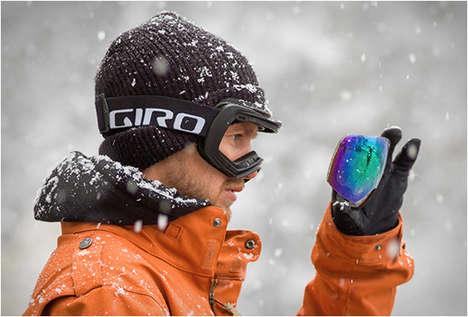 Interchangable Ski Goggles