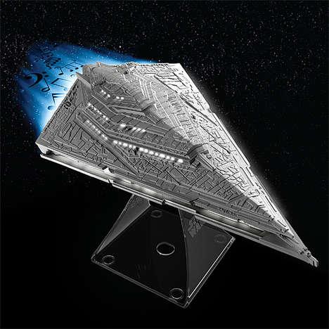Beat-Blasting Spaceships