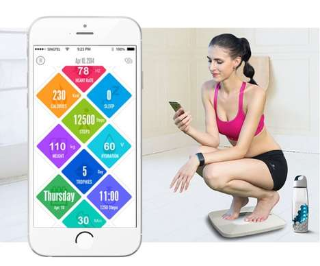 Comprehensive Health-Tracking Devices