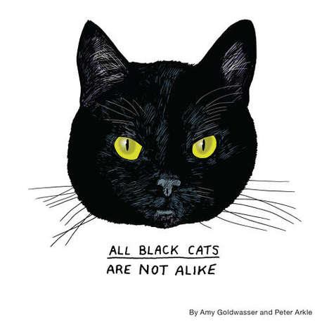 Quirky Cat Illustrations