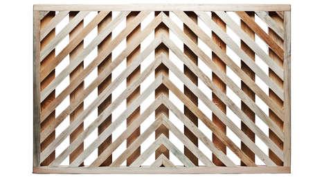 Woven Doormat Decor