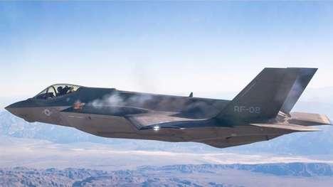 Machine Gun-Firing Airplanes