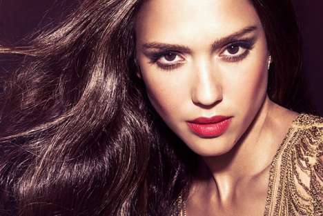 Natural Cosmetic Apps - Jessica Alba's 'Honest Beauty' Now Offers an Online Beauty Box Subscription