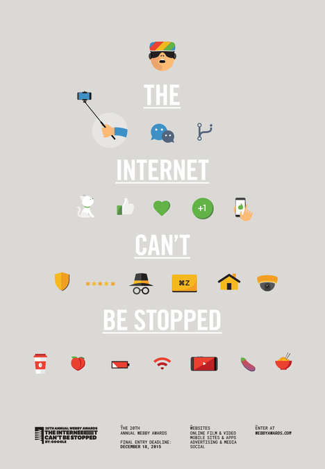 Internet-Honoring Posters