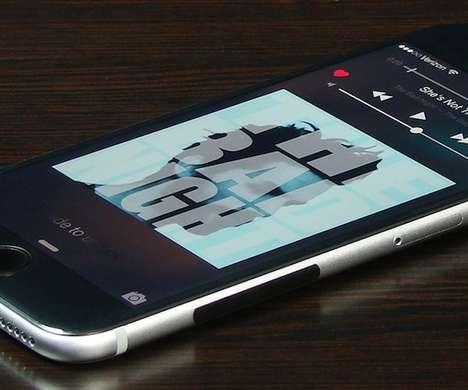 Anti-Slip Smartphone Strips