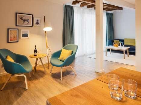 Homey Farmhouse Hotels