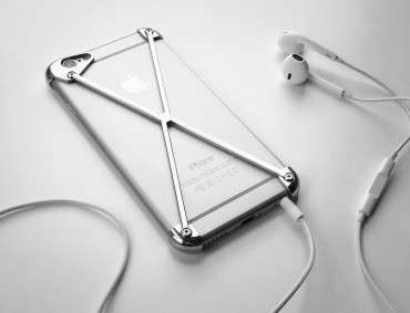 Skeletal Smartphone Cases