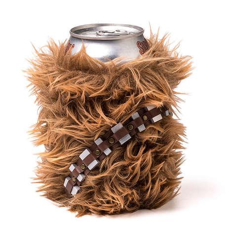 Furry Beverage Holders