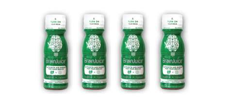 Brain-Boosting Energy Shots