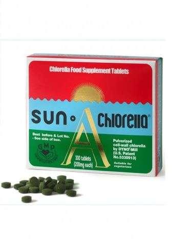 Algae-Based Food Supplements