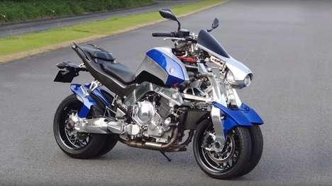 Four-Wheeler Motorbikes