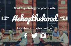 Small Business Shopping Initiatives - The 'Shop the Neighborhood' Campaign Encourages Local Shopping