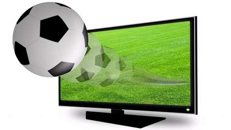 3D Soccer Videos - This 3D Soccer Footage Can Be Viewed On 3D TVs Or Virtual Reality Headsets