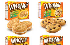Healthfully Remixed Cookies - Healthy Cookies from WhoNu? Reimagine Consumer Favorites