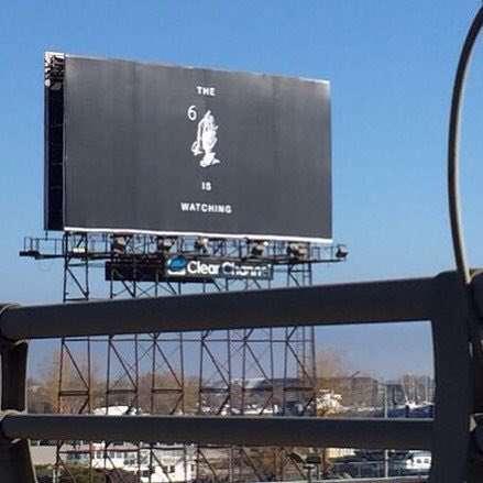 Omniscient Rapper Billboards