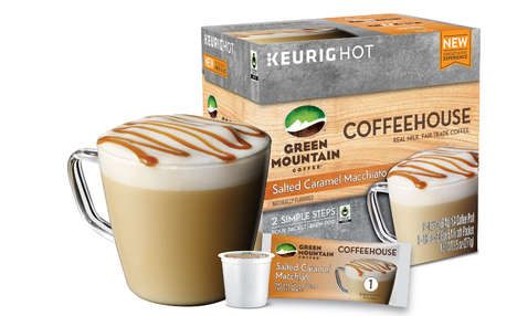 Cafe-Branded Coffee Pods