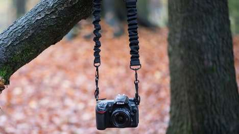 Bungee Cord Camera Straps