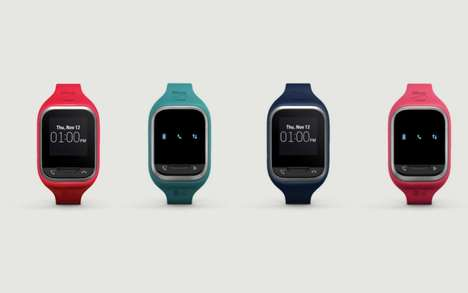 Child-Tracking Smartwatches