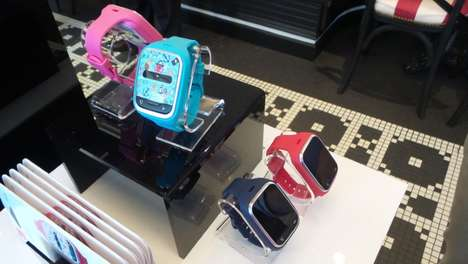 Touchscreen Tracking Smartwatches