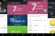 Personal Training Apps - The FitStar Personal Trainer Lets You Enjoy Personalized Exercise Packages